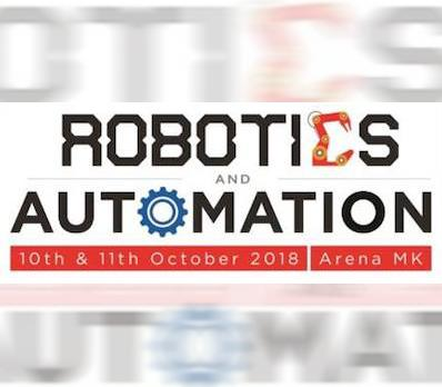 Come and join us at the Robotics and Automation Exhibition