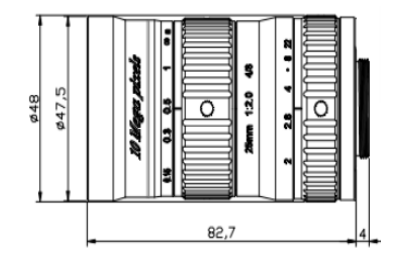 SA2520M-10MP Diagram