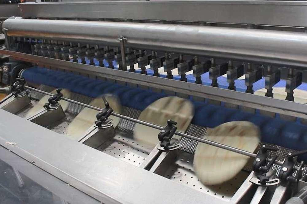 Inspecting 45000 Tortillas Per Hour