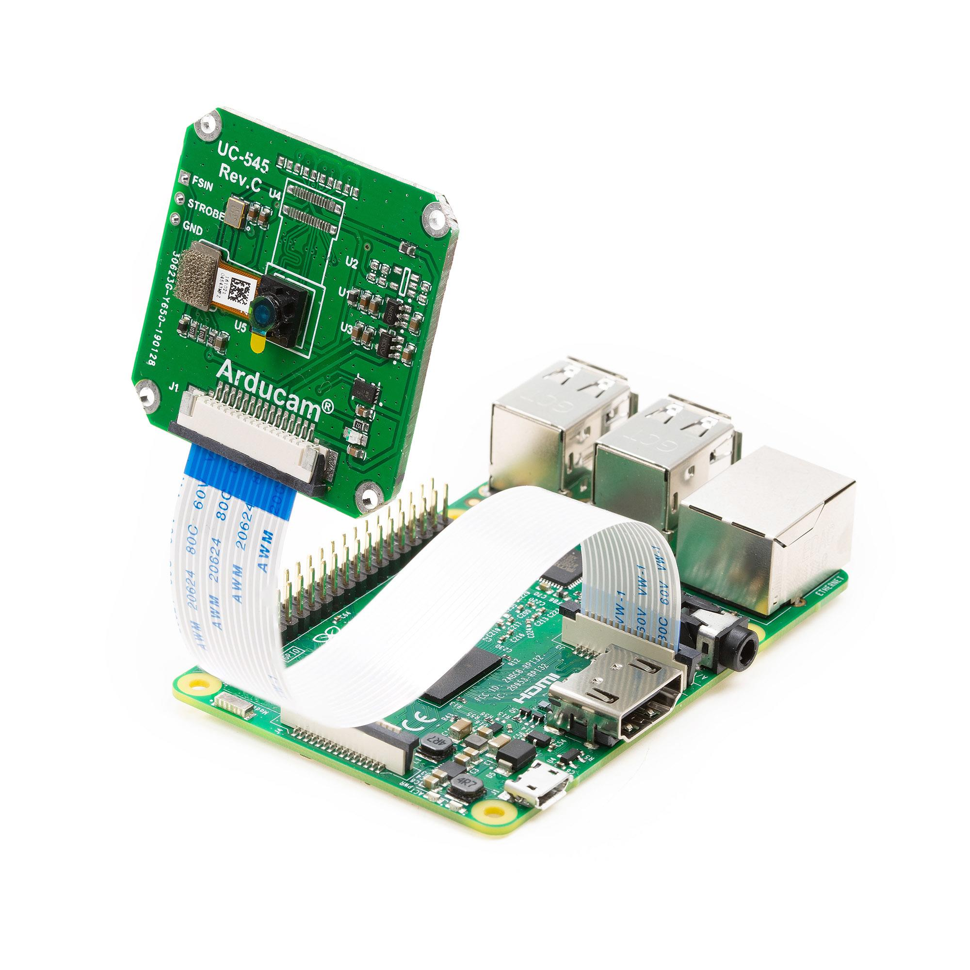 B0161 with RPi