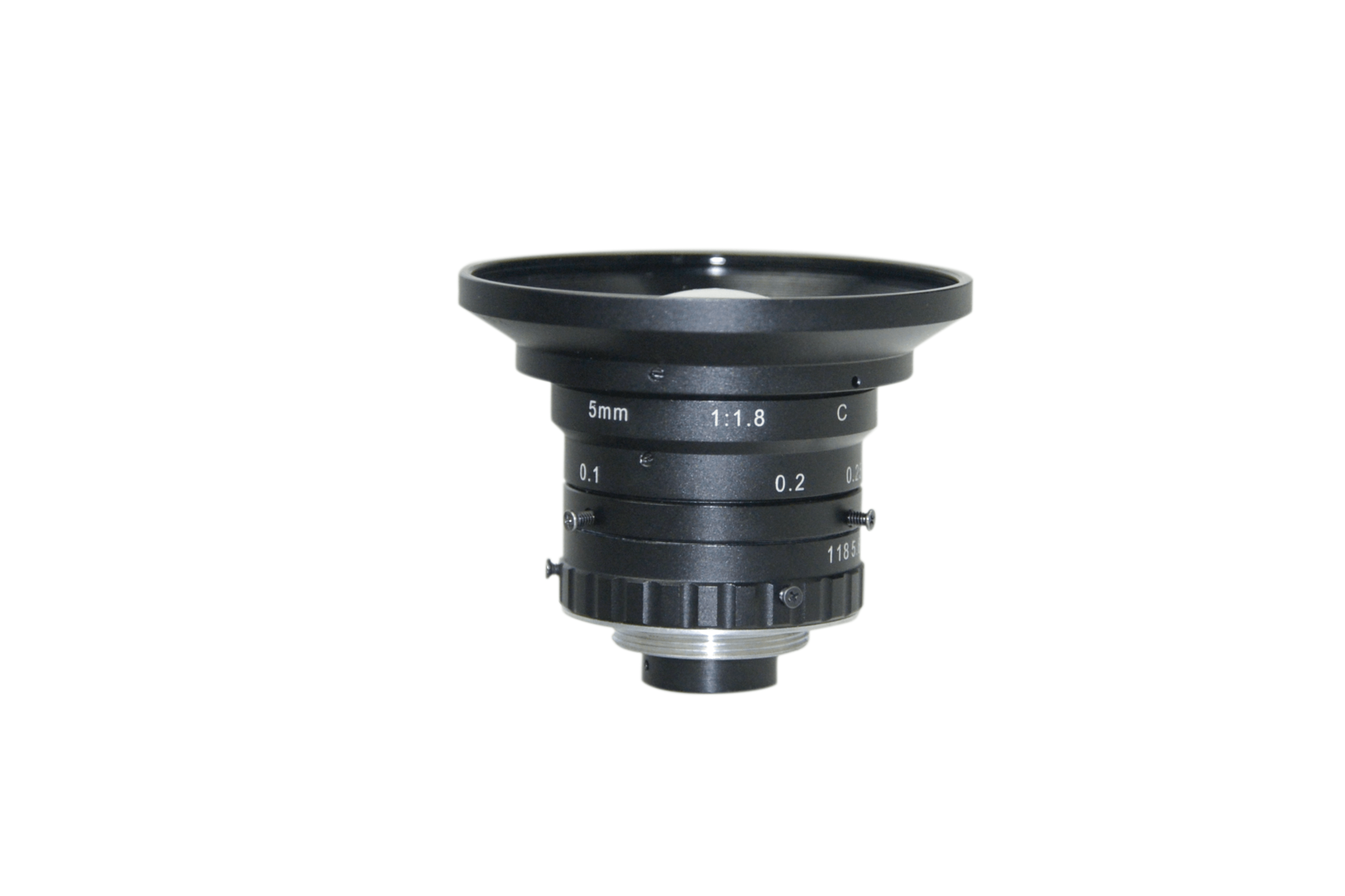 Azure C-Mount 5mm 10MP Lens
