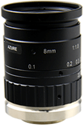 Azure C-Mount 8mm 10MP Lens