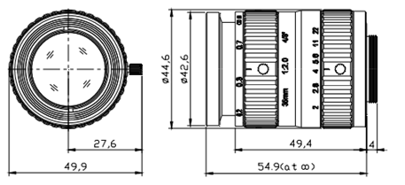 SA3520M-10MP Diagram