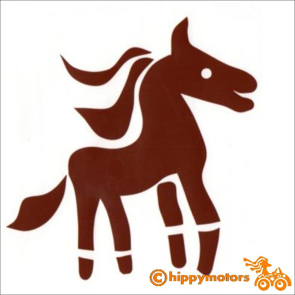 Pony Decal