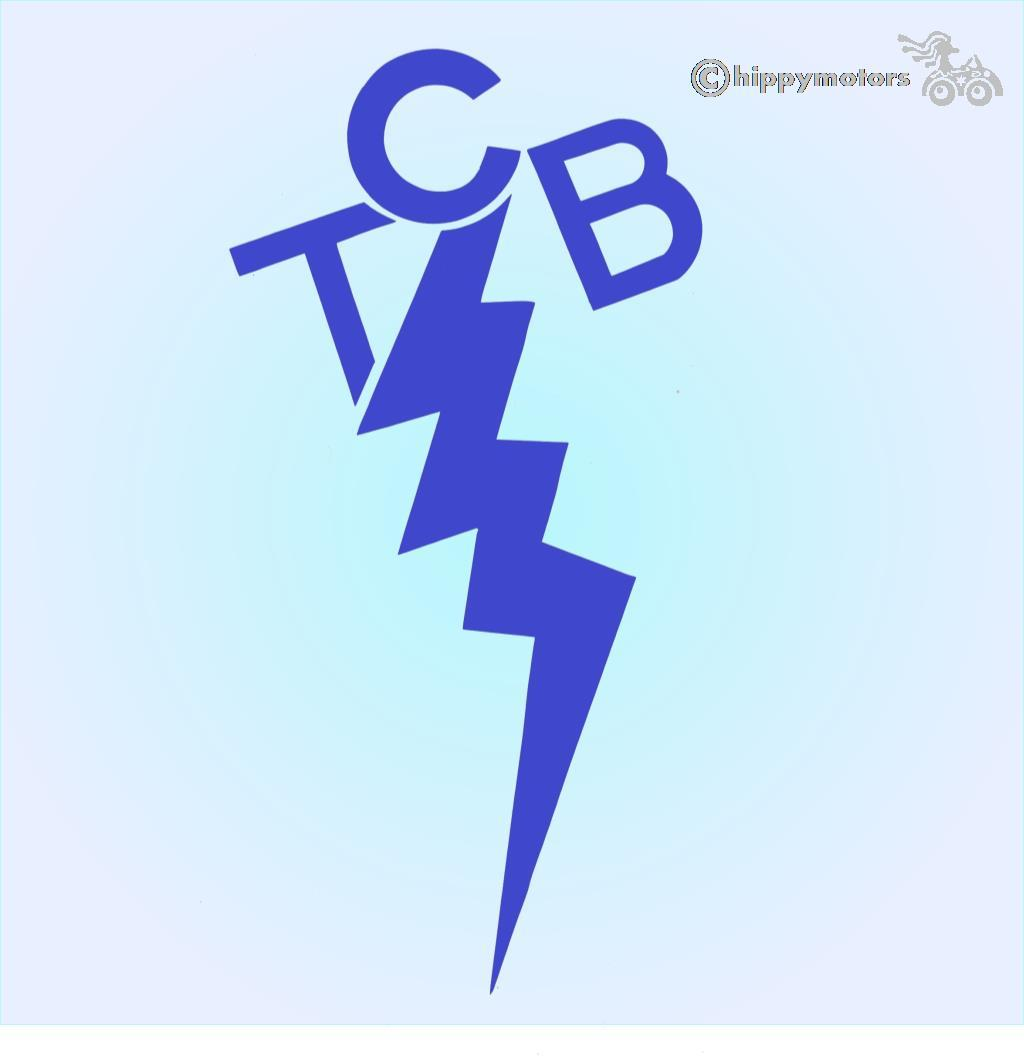elvis tcb lightening sticker for cars windows walls and vehicles