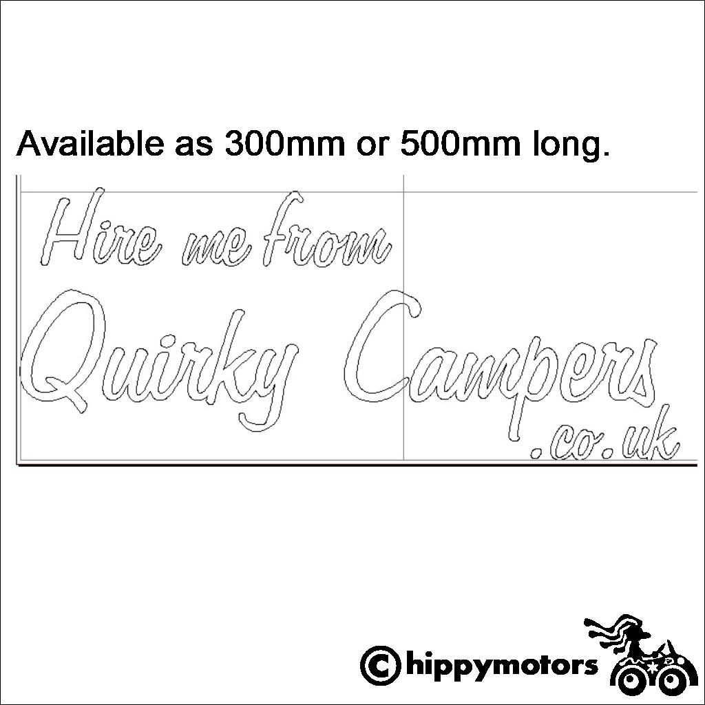 Quirky Campers banner