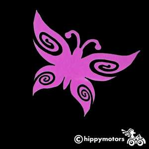 Butterfly Car Sticker