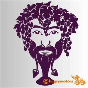 Dionysus decal