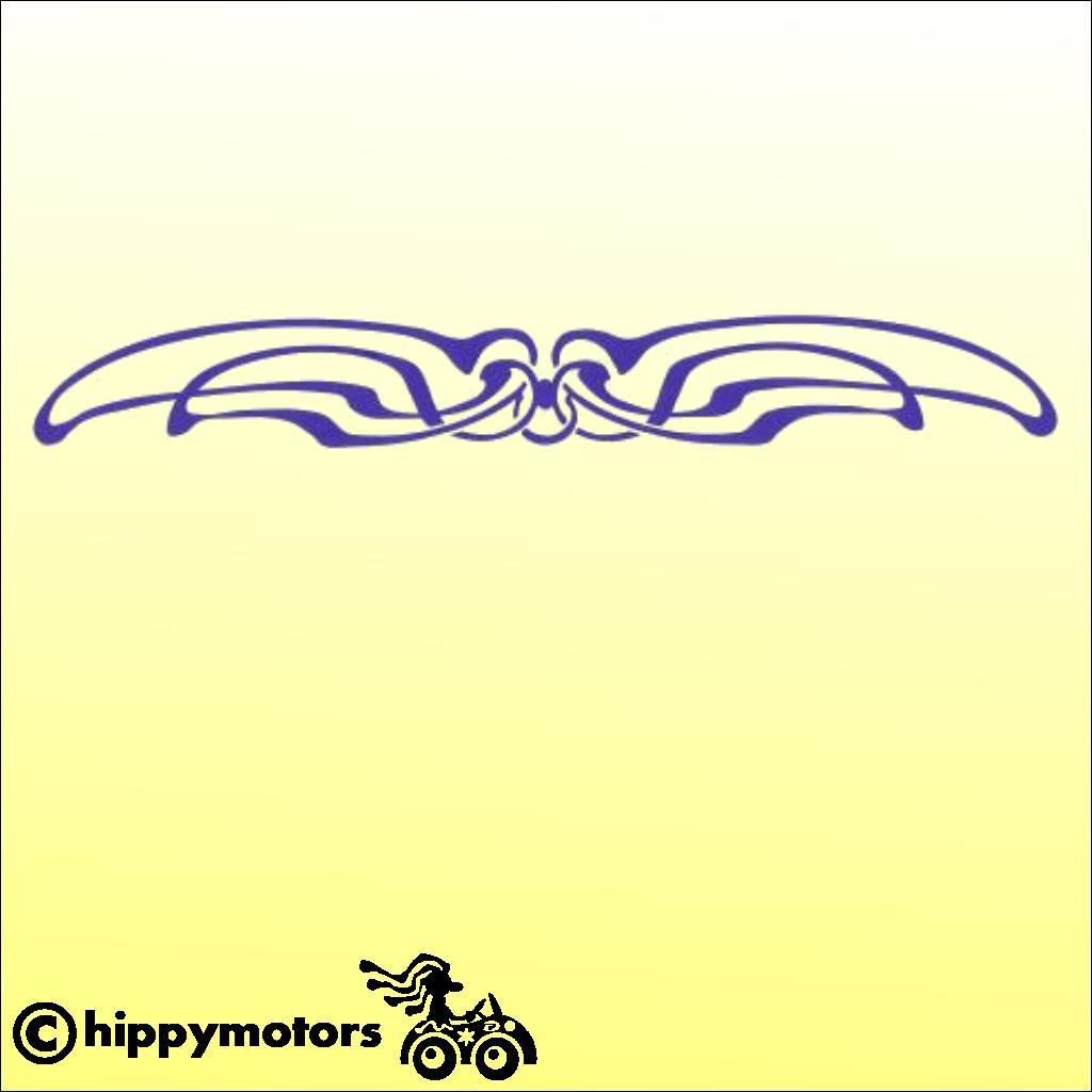 wings vinyl car stickers for cars camper vans caravans