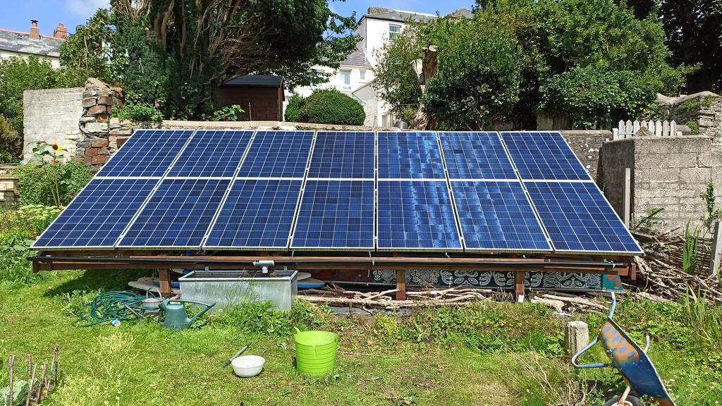 Help! Our council is trying to take away our solar power!
