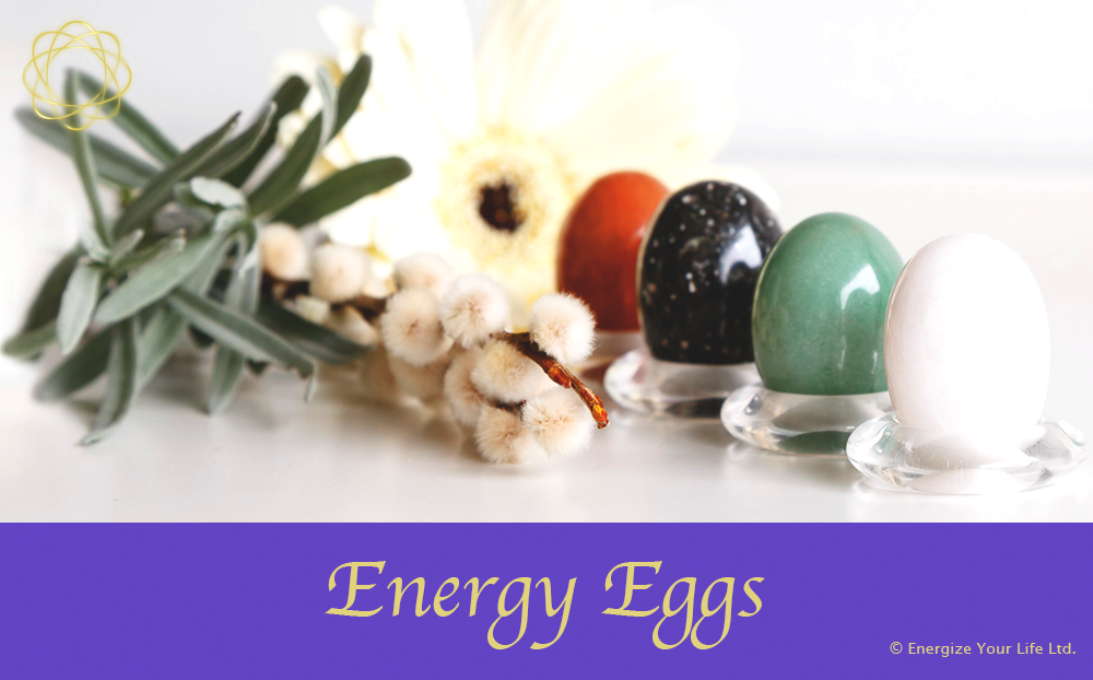 Energy Eggs for Energy Protection and Stress Elimination
