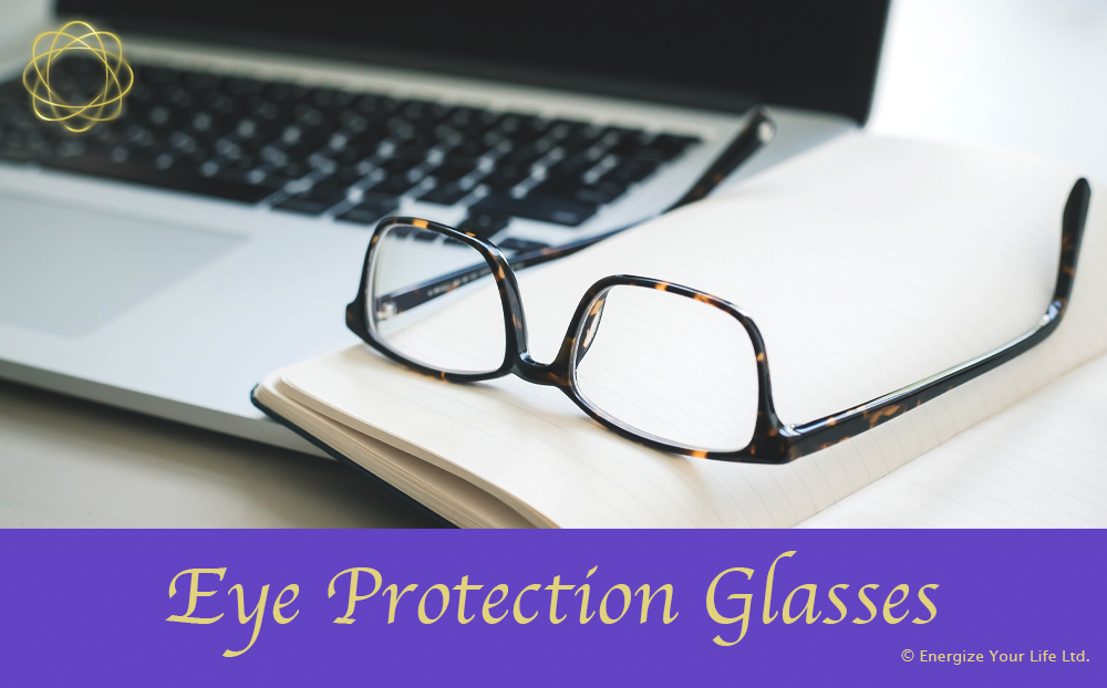 Computer / Tablet / Mobile Phone - Eyesight-Protection Glasses