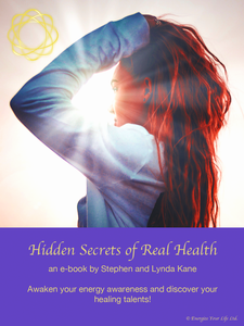 Hidden Secrets of Real Health cover
