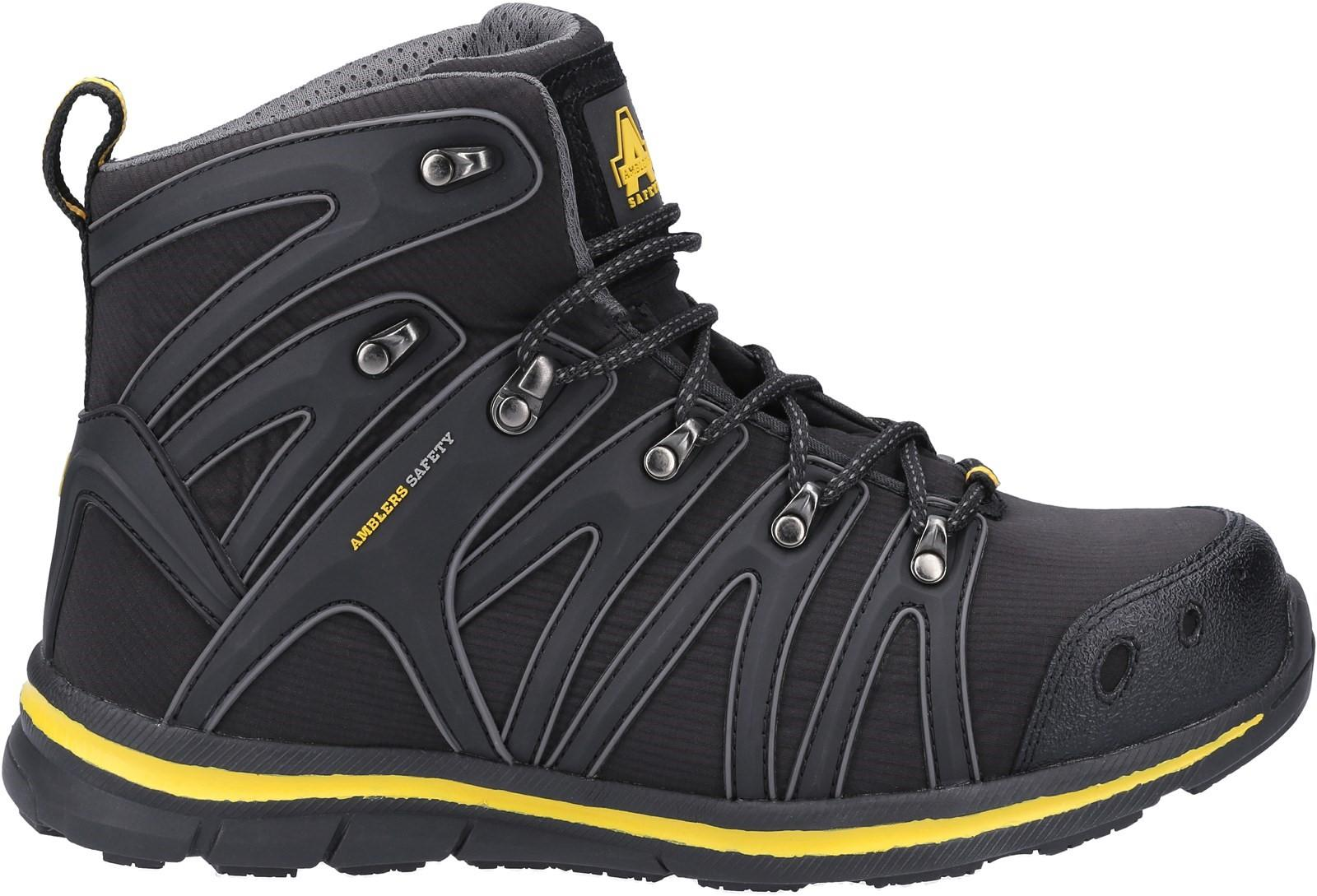 Vegan Friendly Edale S3 Safety Boot Side 1