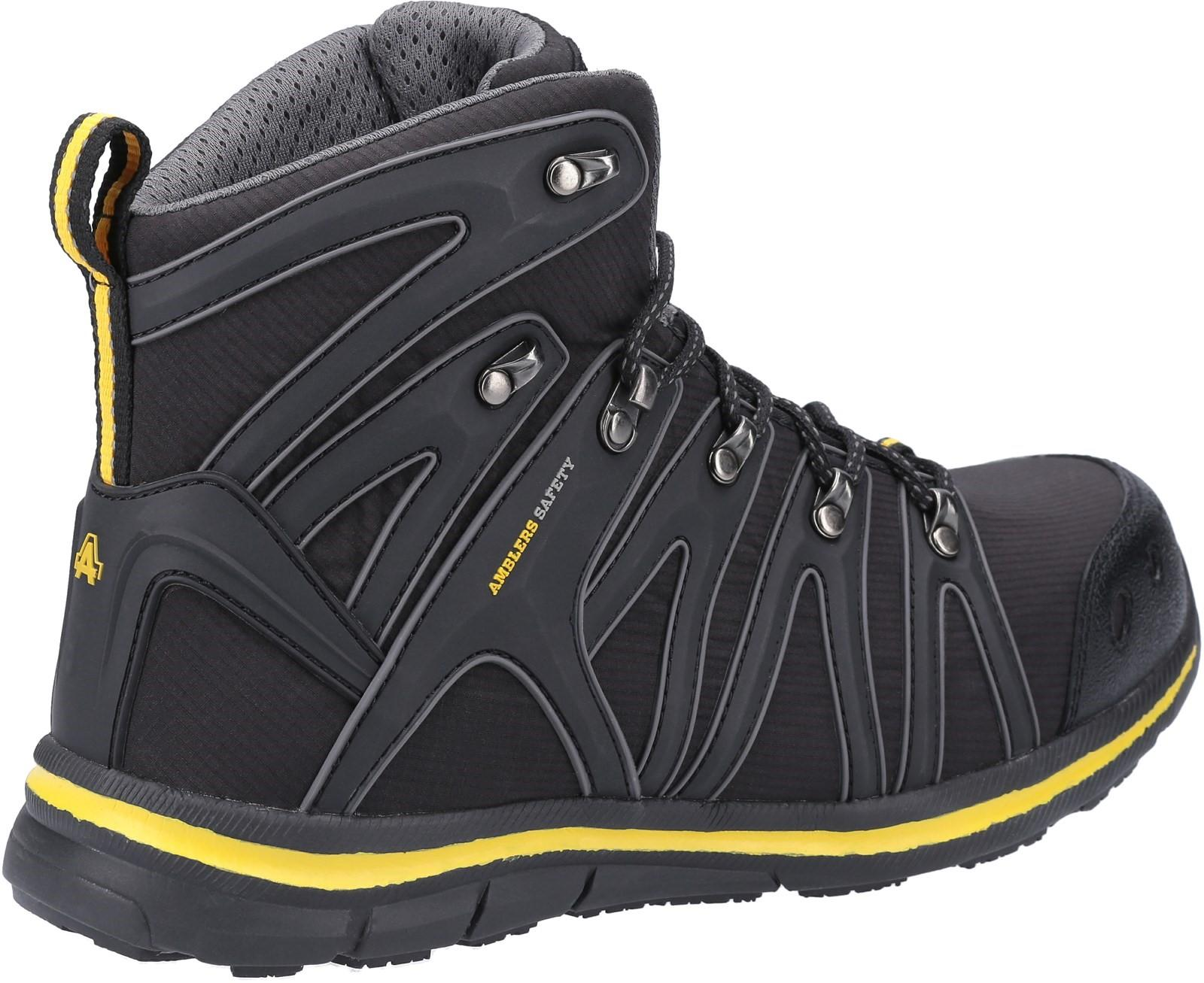 Vegan Friendly Edale S3 Safety Boot Side 2