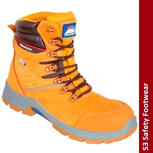 Railway Suitable S3 Safety Footwear