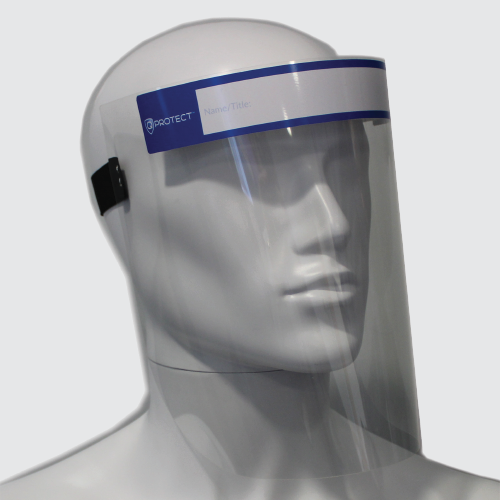 Q Protect Face Shield