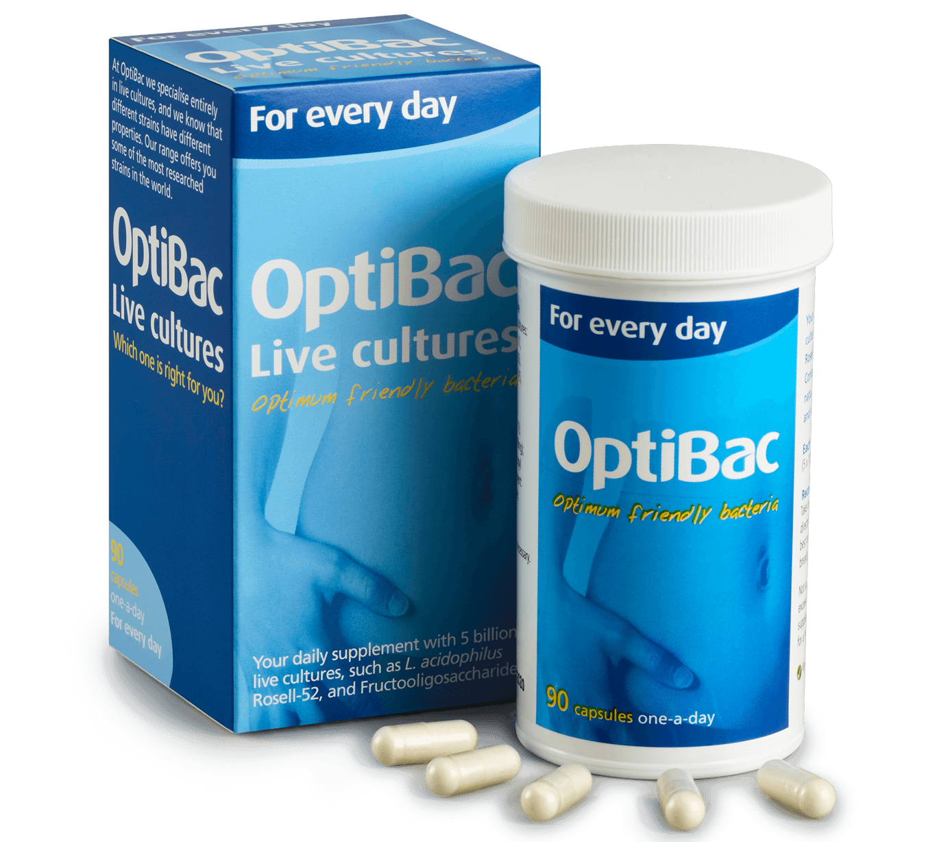 Optibac probiotics For Every day 90 caps