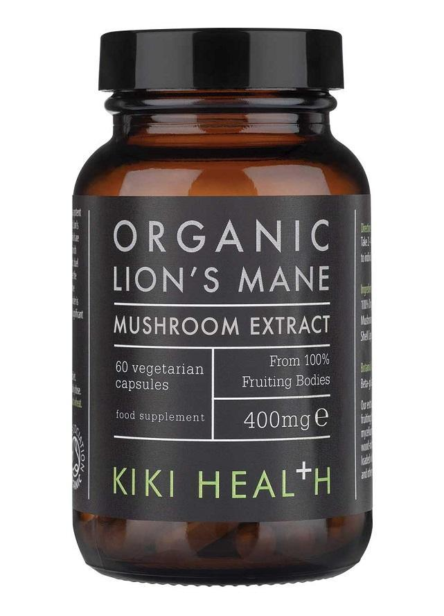KIKI Health Lion's Mane's Extract