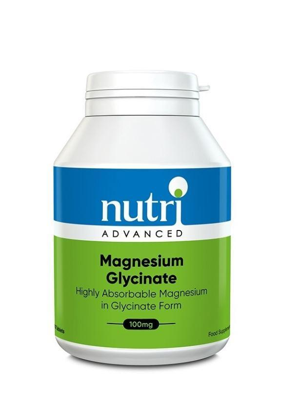 Nutri Advanced Magnesium Glycinate 120 caps