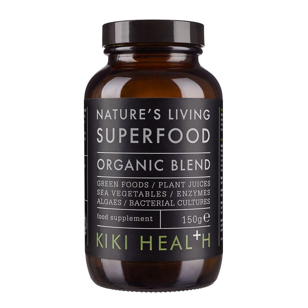 Kiki Health	Nature's Living Superfood 150g - Naturobotanica
