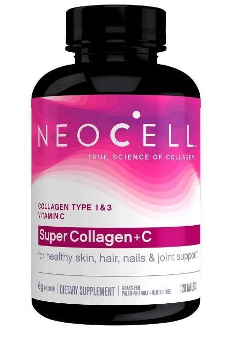 NeoCell Super Collagen + C - 120 tabs