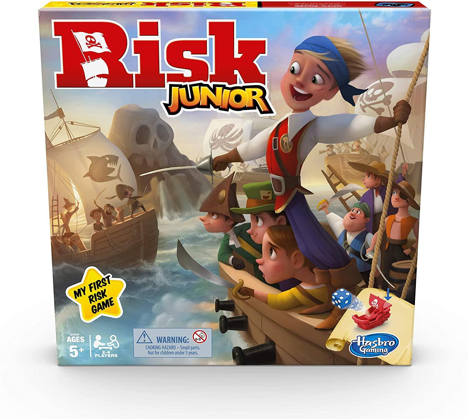 Hasbro Gaming Risk Junior Toymaster Ballina
