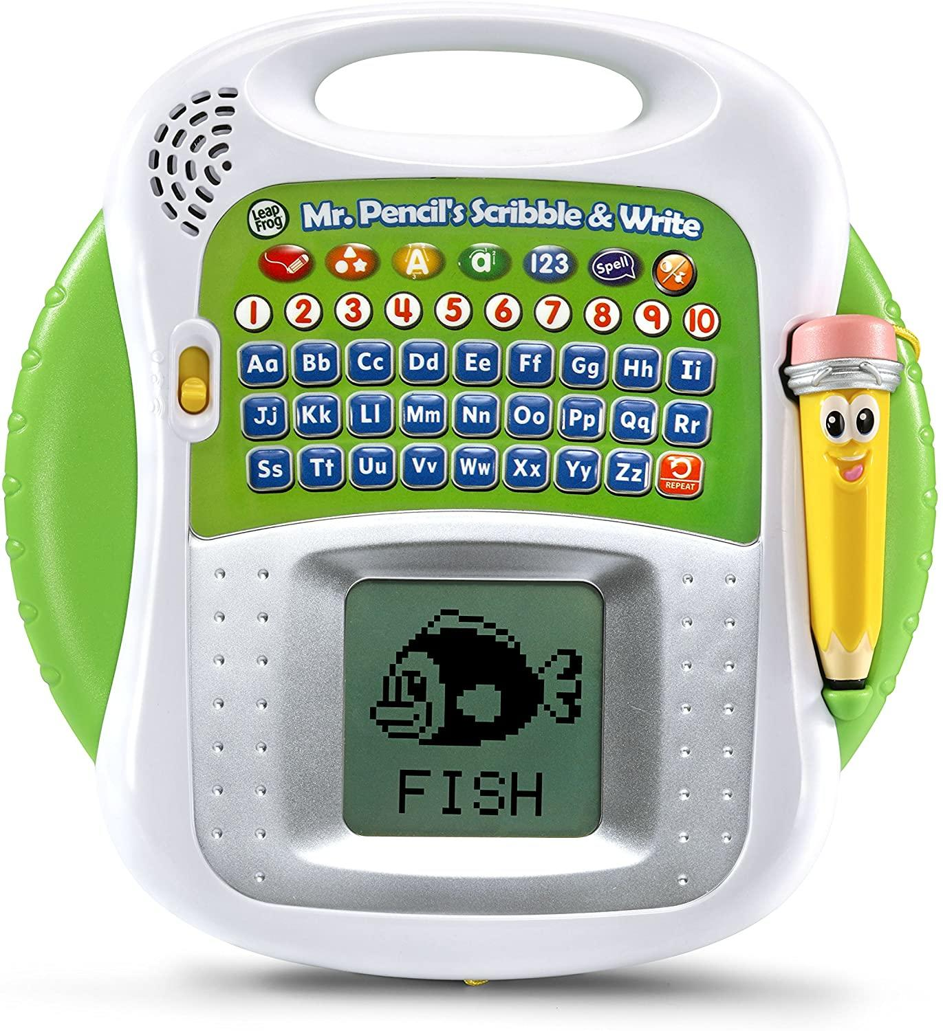 Leapfrog Mr Pencils Scribble And Write Toymaster Ballina