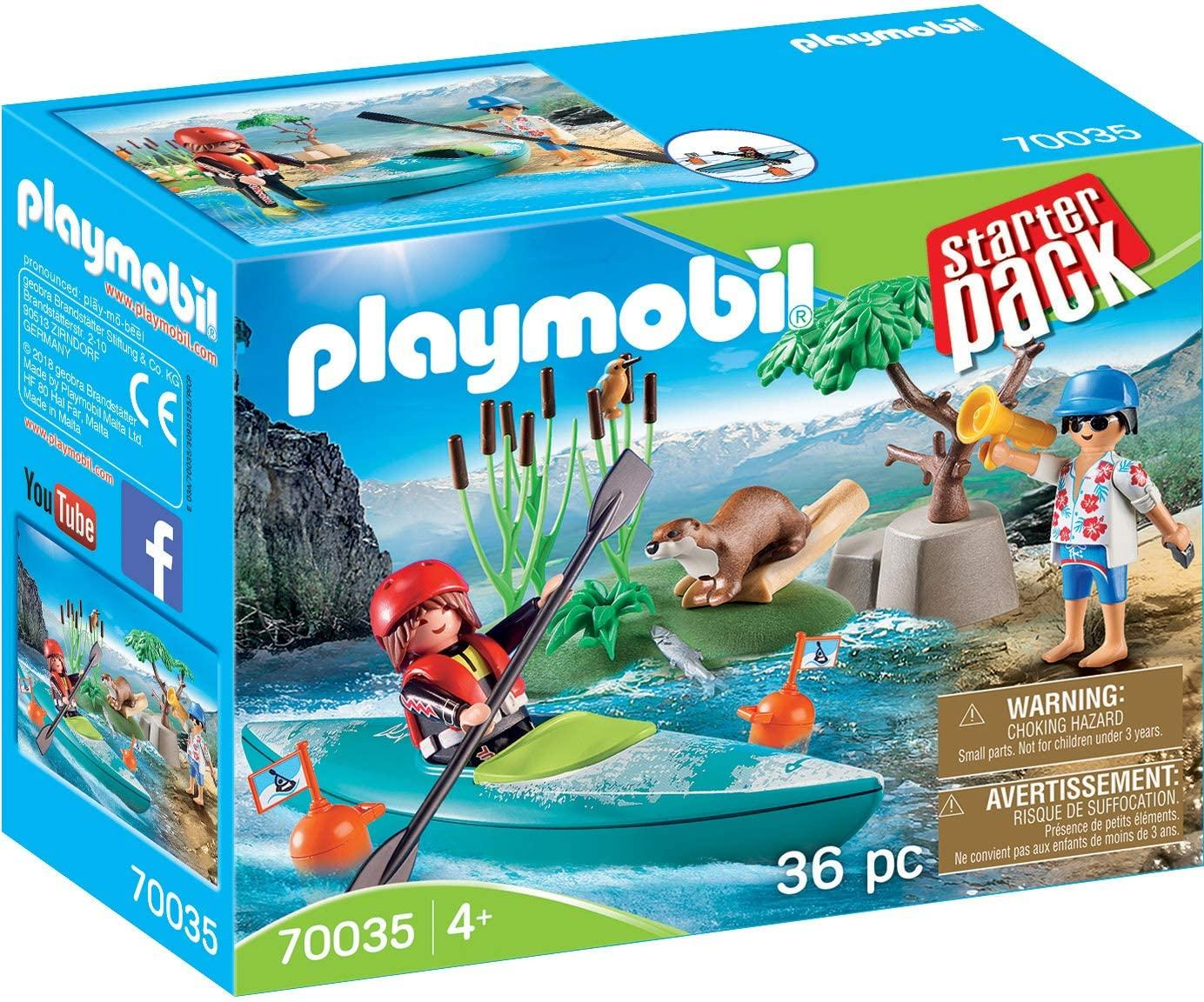 Playmobil 70035 Kayak Adventure Toymaster Ballina