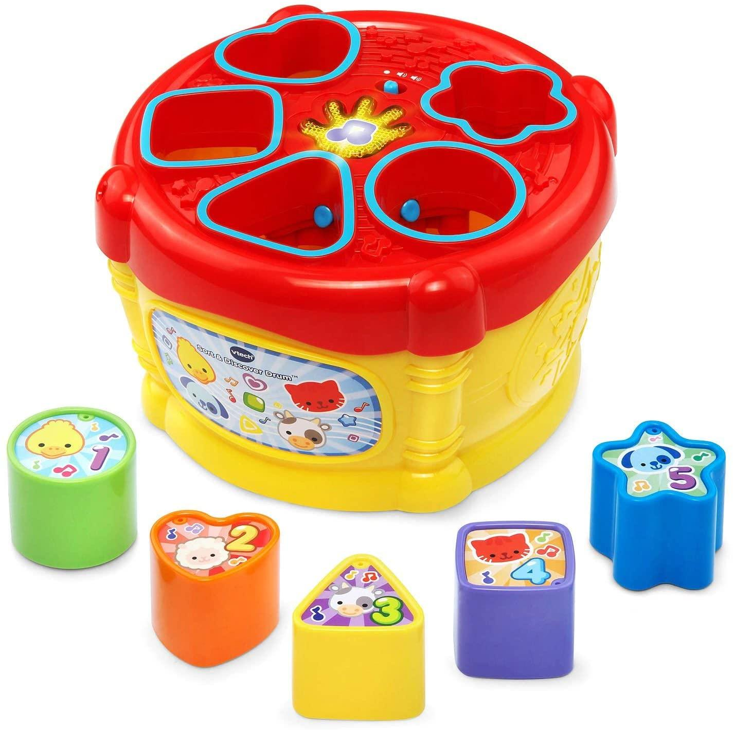 Vtech Sort And Discover Drum Toymaster Ballina