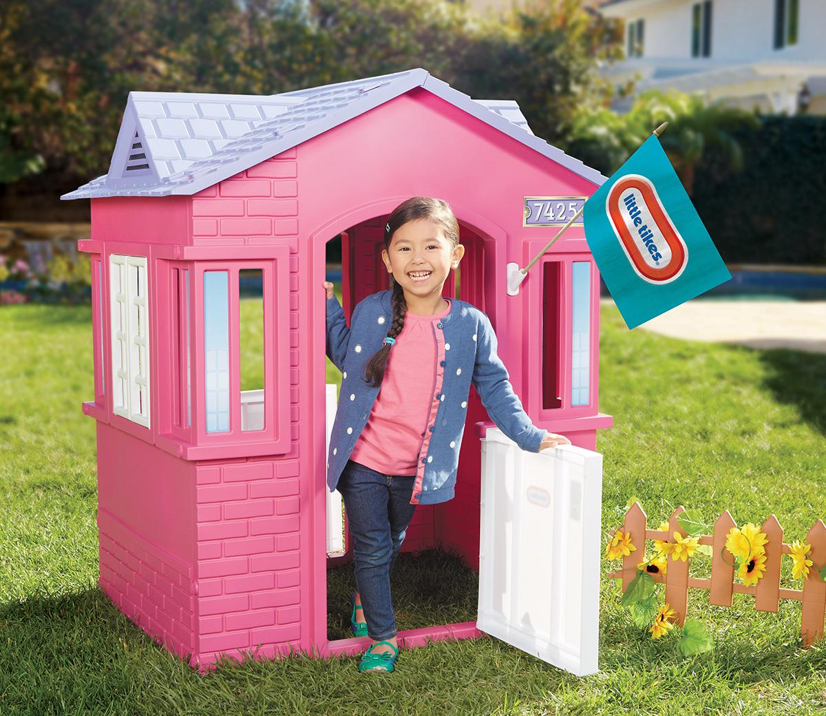 Little Tikes Cape Cottage Pink Toymaster Ballina