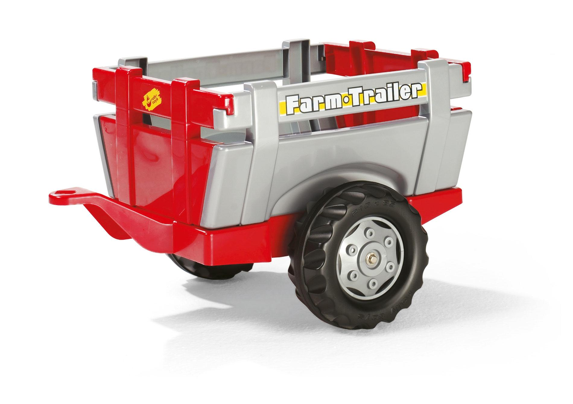 Rolly Farm Trailer Red Toymaster Ballina