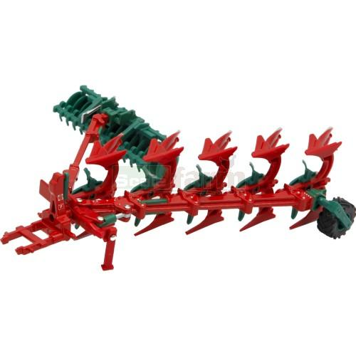 Britains 43049 Kverneland plough