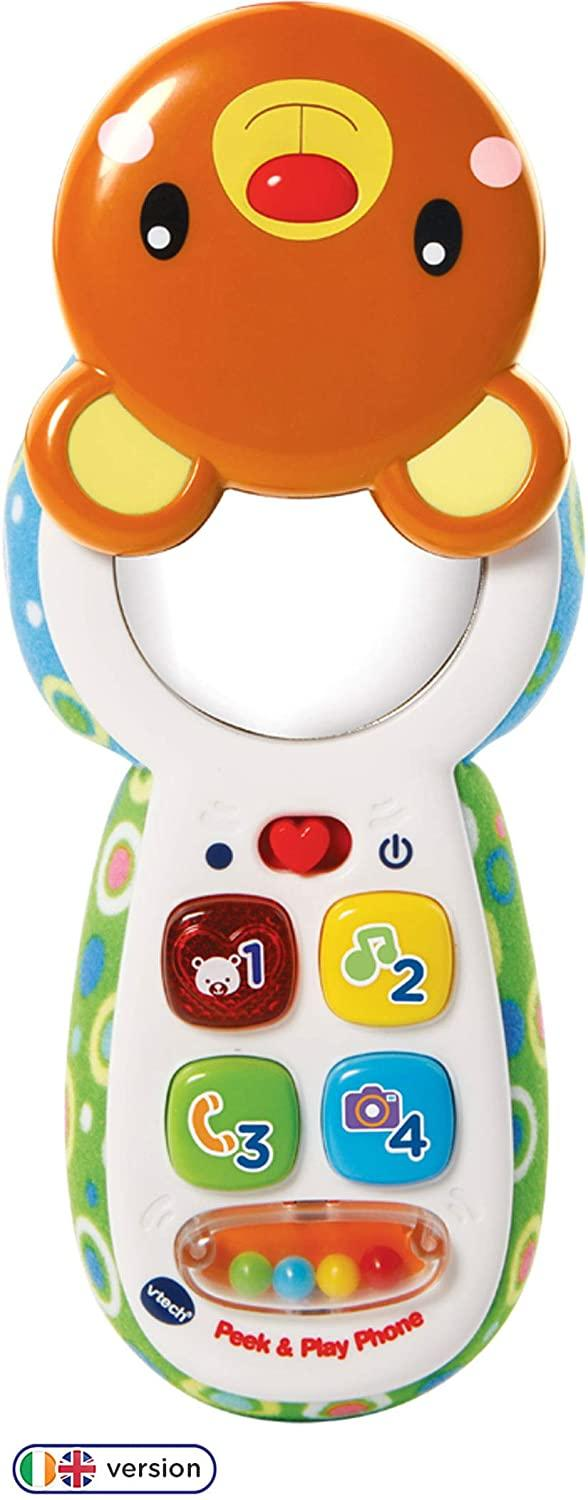 Vtech Peek And Play Phone Toymaster Ballina