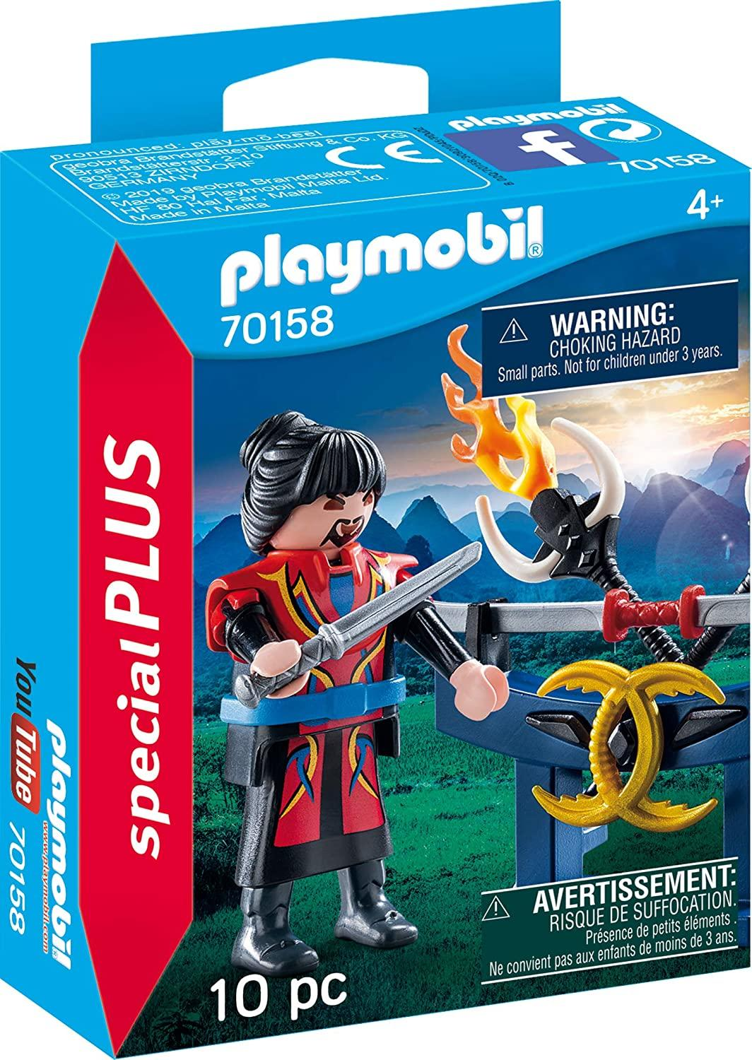 Playmobil 70158 Warrior Toymaster Ballina
