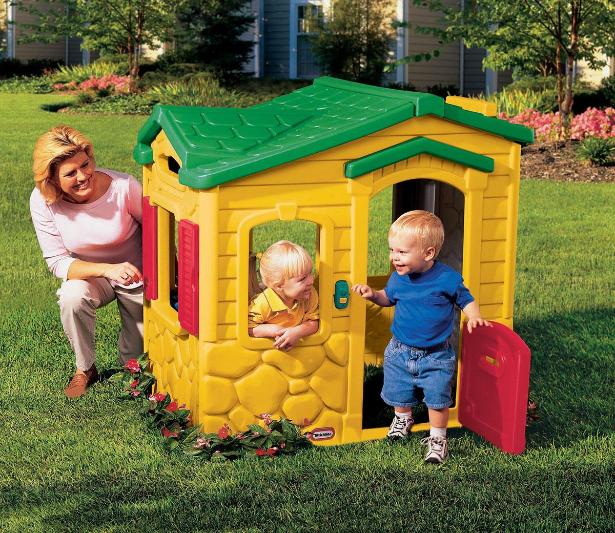 Little Tikes Magic Doorbell Playhouse Toymaster Ballina