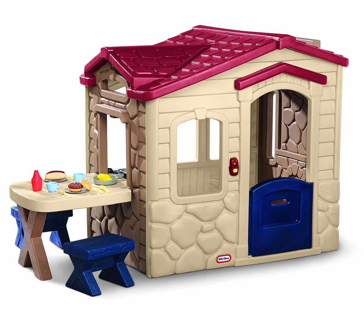 Little Tikes Picnic on the Patio Playhouse Toymaster Ballina