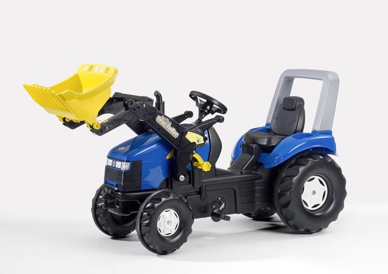 Rolly New Holland Xtrac Tractor And Loader Toymaster Ballina