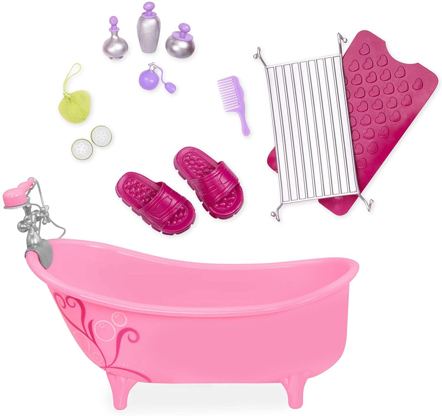 Our Generation Owl Be Relaxing Bath Tub Set Toymaster Ballina