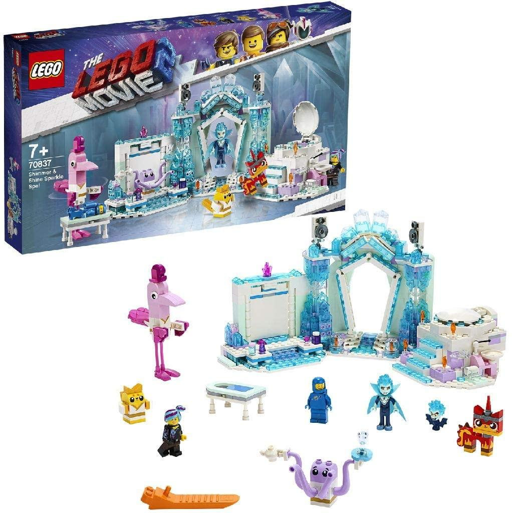 LEGO 70837 MOVIE 2 Shimmer and Shine Sparkle Spa Toymaster Ballina