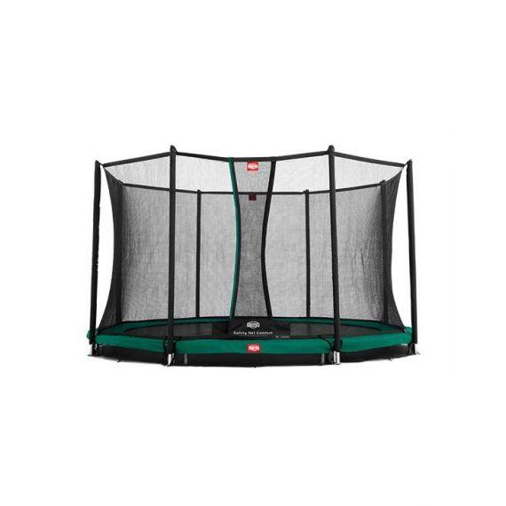 Berg Favorit 430 Comfort Inground Trampoline And Safety Net (14ft) Toymaster Ballina