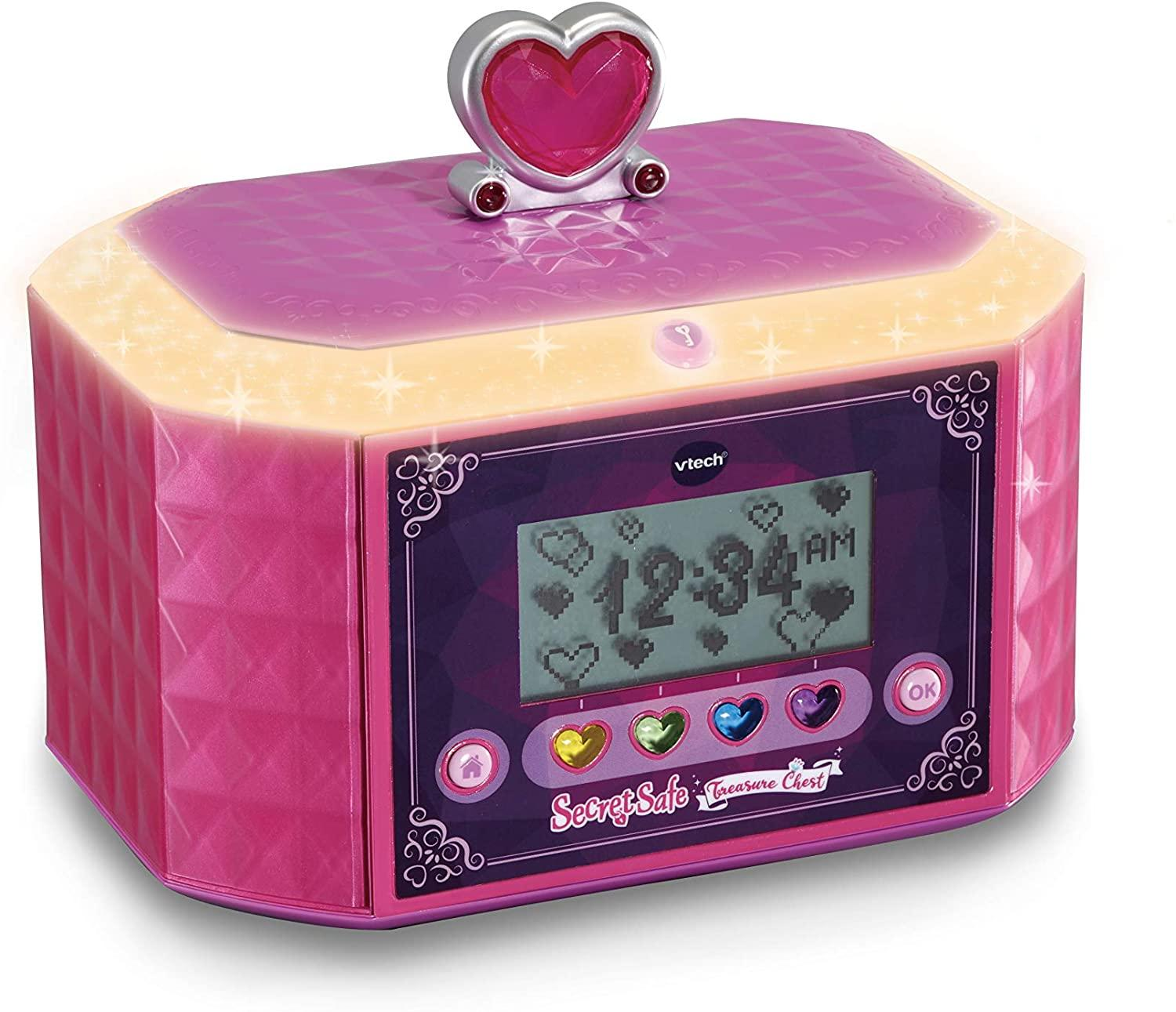 Vtech Secret Safe Treasue Chest Toymaster Ballina