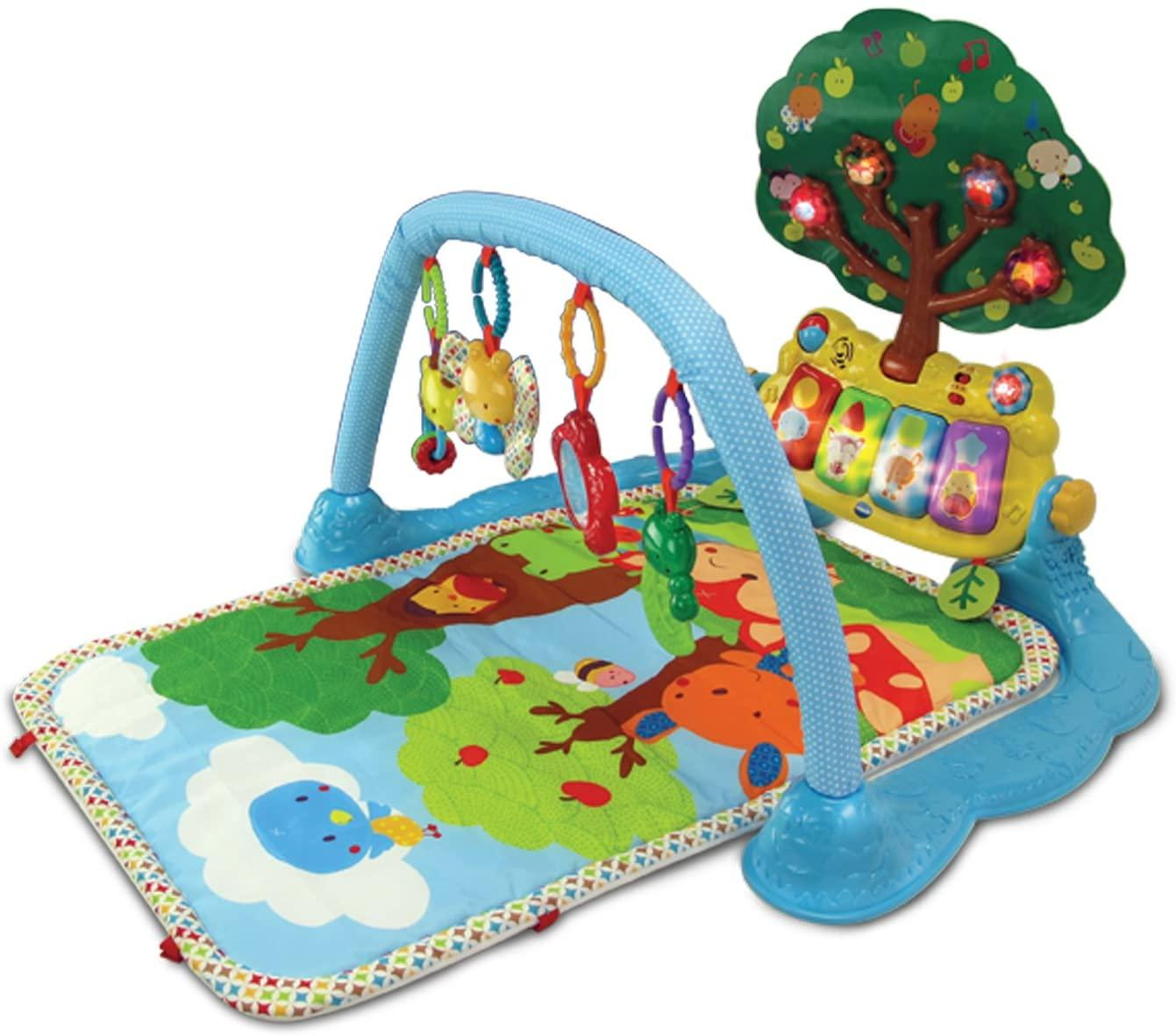 Vtech Glow And Giggle Play Mat Toymaster Ballina