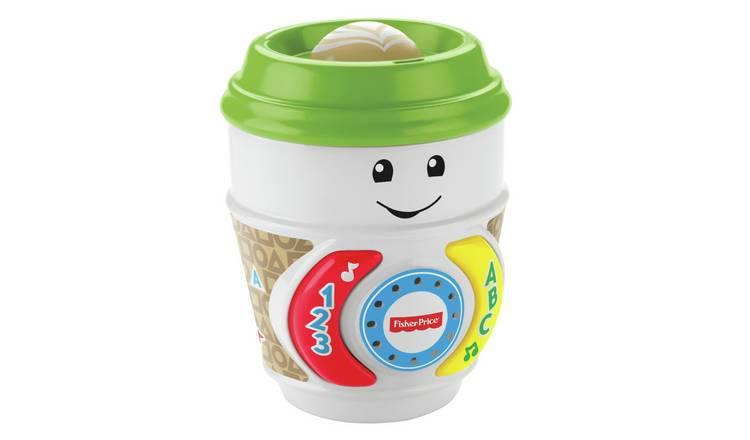 Fisher Price coffee cup img 1
