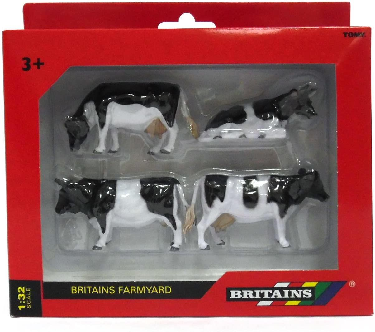 britains 40941 friesian cattle