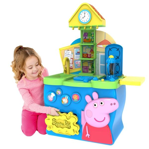 Peppa Pig Kitchen Toymaster Ballina