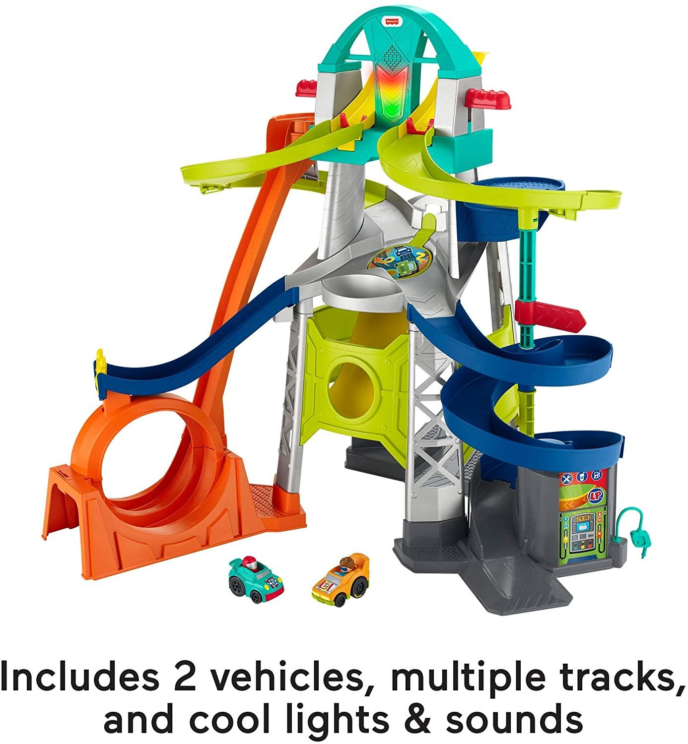 Fisher Price Little People Launch & Loop Raceway Toymaster Ballina