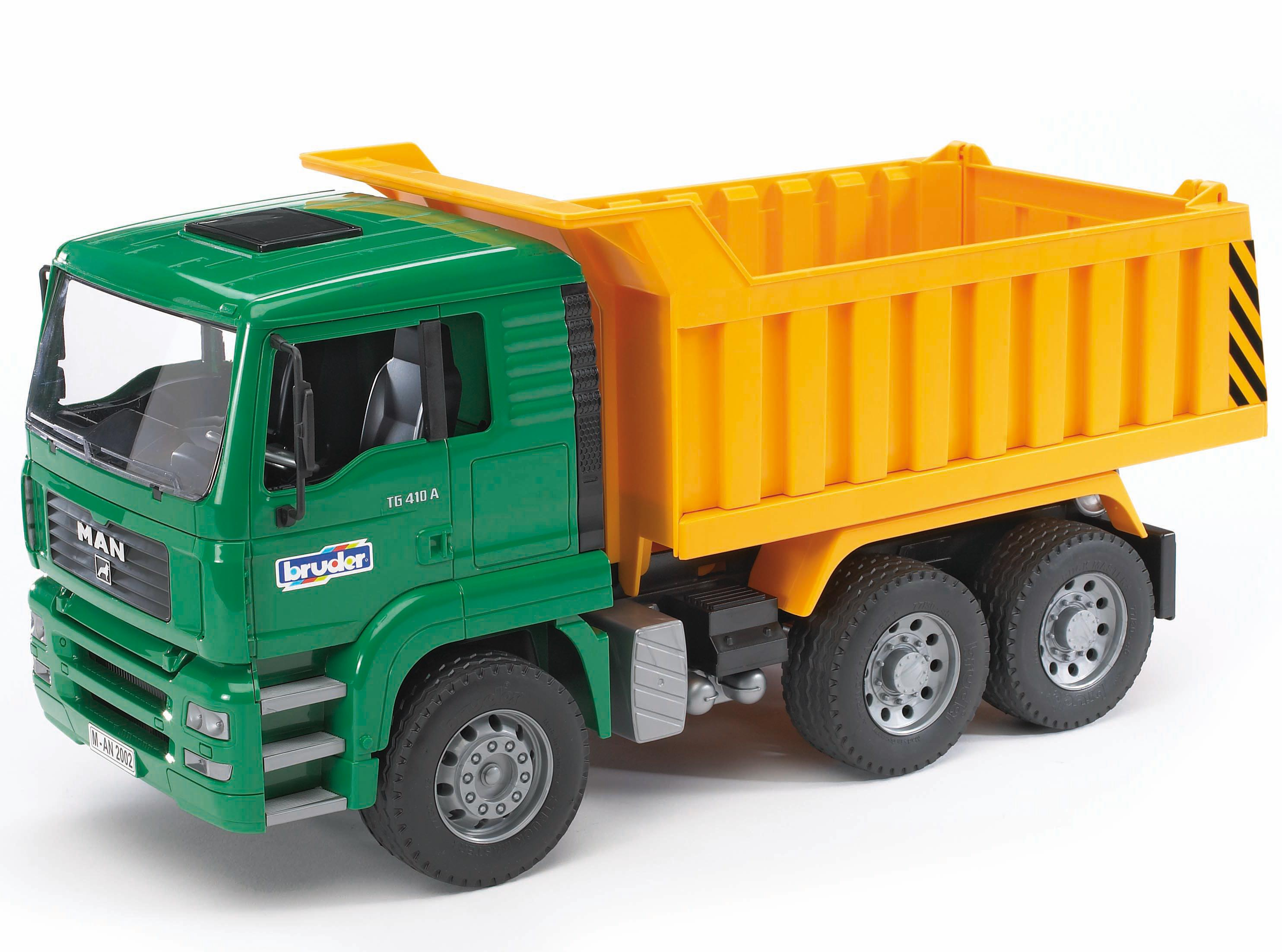 Bruder 02765 Man Pick Up Truck Toymaster Ballina