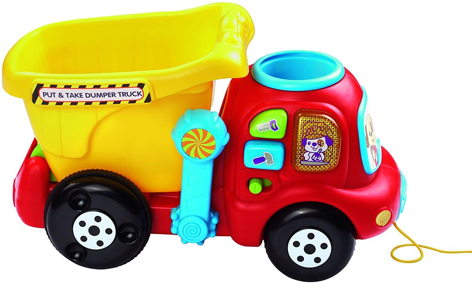 Vtech Put And Take Dumper Truck Toymaster Ballina