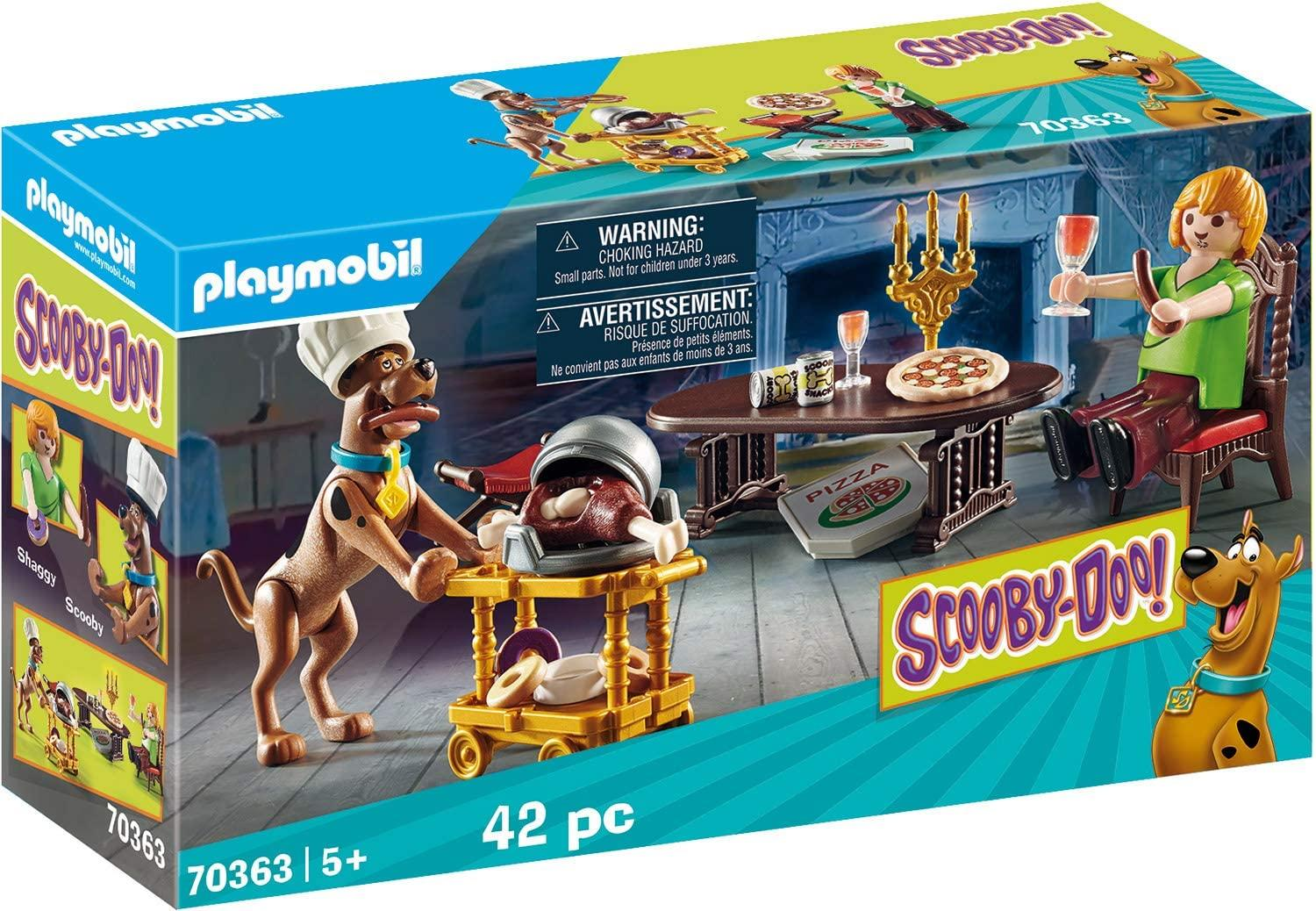 Playmobil 70363 Scooby Doo Dinner With Shaggy Toymaster Ballina